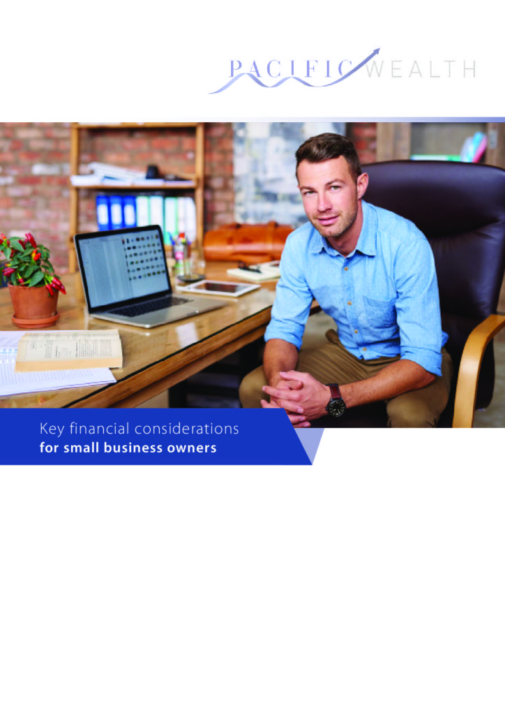 Key Financial Considerations for Small Business Owners